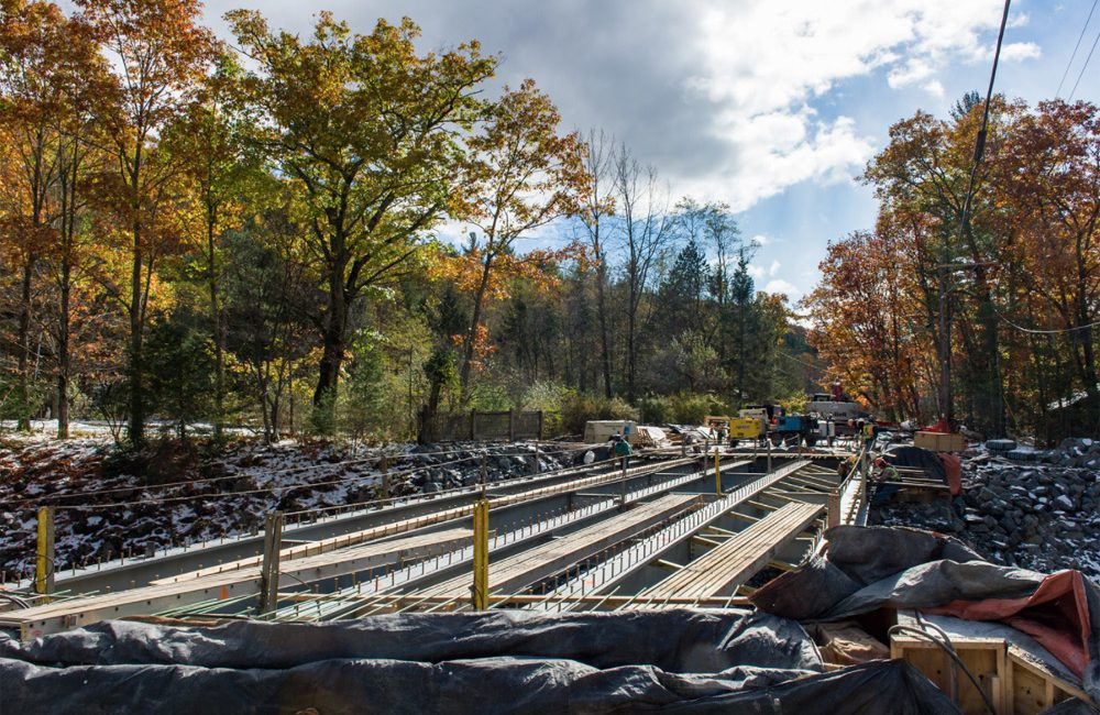 Replacement Of Six Bridges In Ulster County